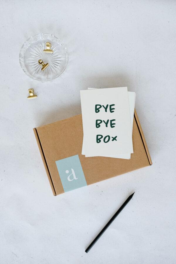 bye bye box