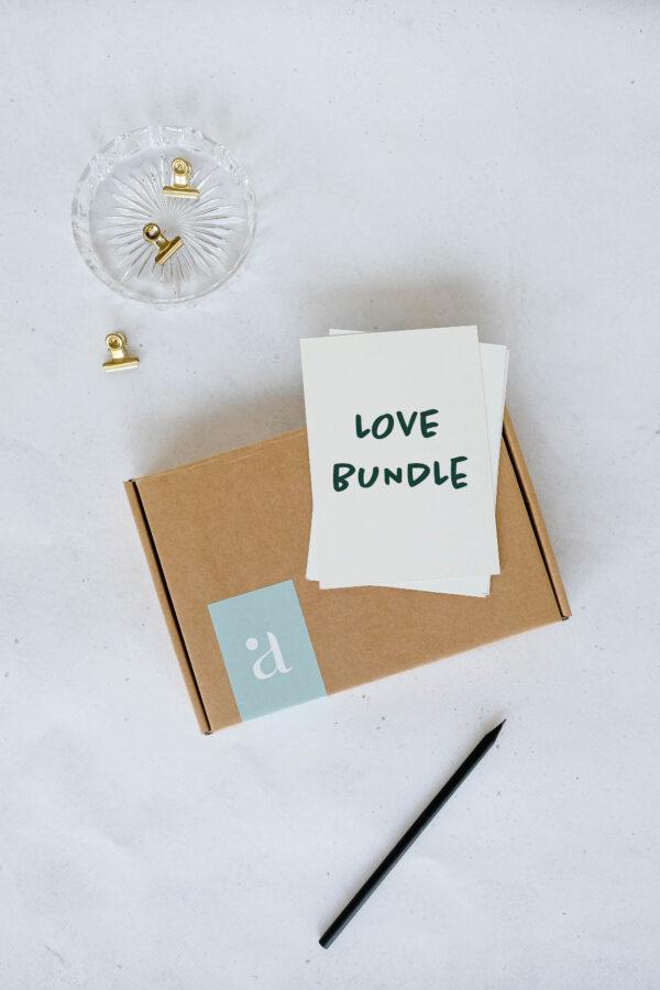 love bundle wenskaarten